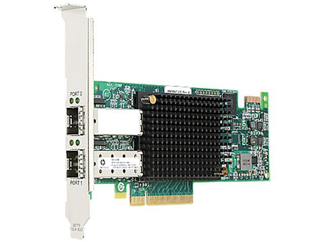 HP StoreFabric SN1100E 16Gb Dual Port Fibre Channel Host Bus Adapter