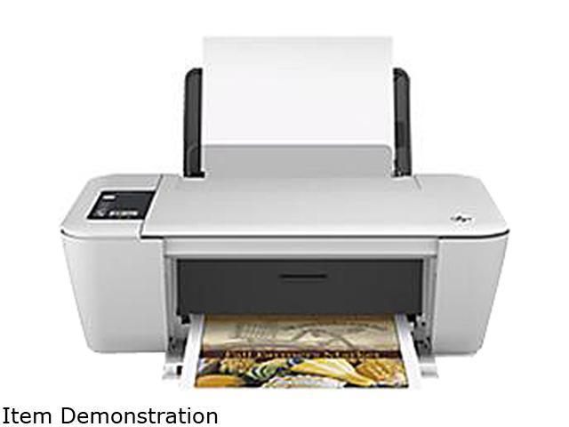 HP Deskjet 2542 up to 20ppm 600 x 600 dpi Inkjet Color Multifunction Printer