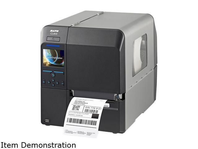Sato WWCL20061 CG412 Direct Thermal Printer - Monochrome - Desktop - Label Print