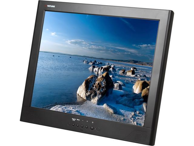 Tatung VT19WV7T 19-inch Touch Screen Monitor