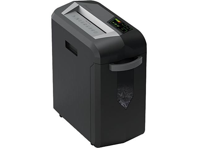 Universal 48001 Medium-Duty Cross-Cut Shredder, 10 Sheet Capacity
