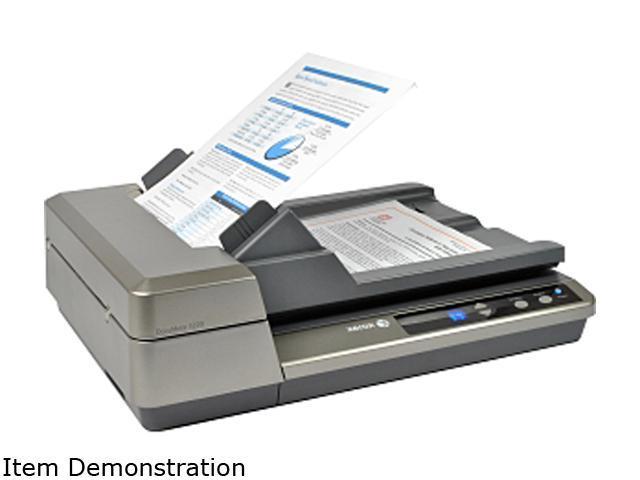 Xerox PXDM32205D-G/W Document Scanner