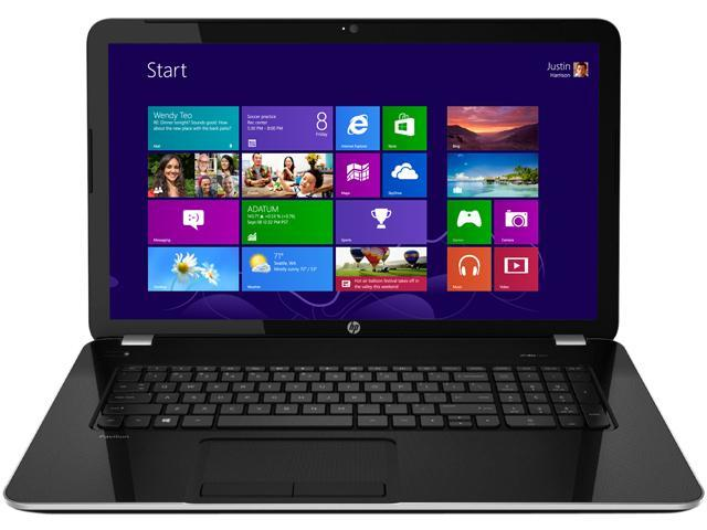 HP Pavilion 17-E113DX AMD Quad-Core A8-4500M 1.9GHz 4GB 750GB 17.3