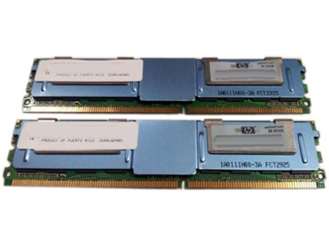 HP 397415-B21 8 GB DDR2 SDRAM Memory Module for ML370 G5, BL460c, BL480c, DL360 G5