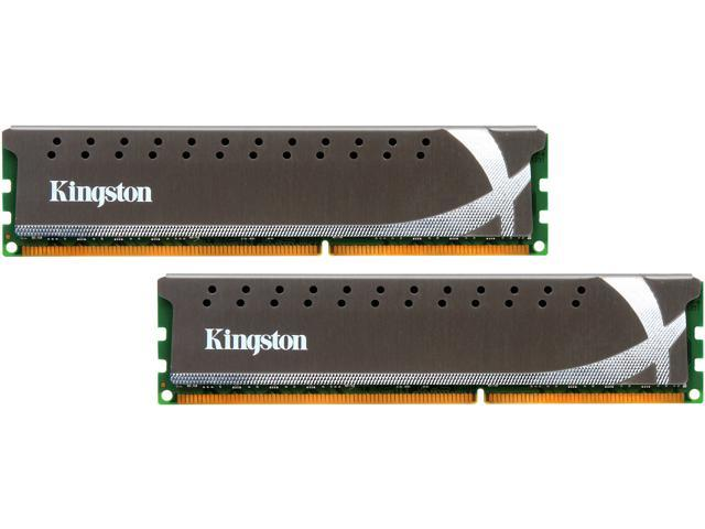 HyperX 16GB (2 x 8GB) 240-Pin DDR3 SDRAM DDR3 1600 (PC3 12800) Desktop Memory Model KHX16C10P1K2/16