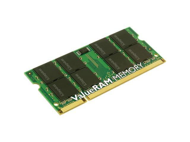 Kingston 2GB 200-Pin DDR2 SO-DIMM DDR2 667 (PC2 5300) System Specific Memory for Lenovo Model KTL-TP667/2G