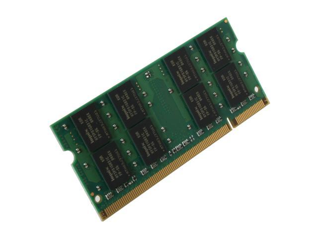 Kingston 2GB 200-Pin DDR2 SO-DIMM Unbuffered DDR2 667 (PC2 5300) System Specific Memory Model KTD-INSP6000B/2G