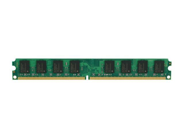 Kingston 2GB 240-Pin DDR2 SDRAM DDR2 667 (PC2 5300) System Specific Memory for Lenovo Model KTM4982/2G