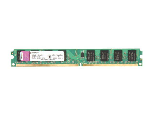 Kingston 2GB 240-Pin DDR2 SDRAM Unbuffered DDR2 800 (PC2 6400) System Specific Memory For HP/Compaq Model KTH-XW4400C6/2G