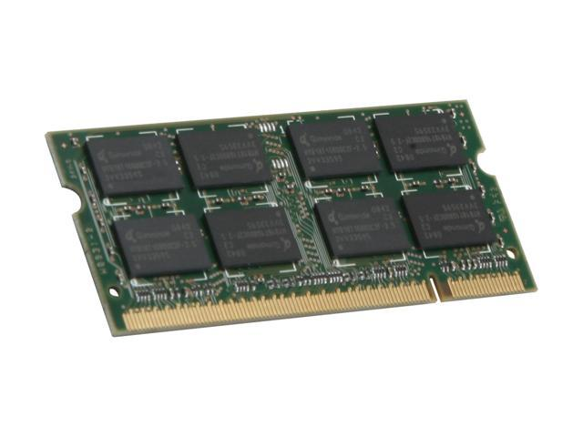 Kingston 2GB 200-Pin DDR2 SO-DIMM Unbuffered DDR2 800 (PC2 6400) System Specific Memory for Toshiba Model KTT800D2/2G