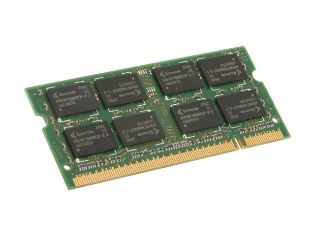 Kingston 2GB 200-Pin DDR2 SO-DIMM Unbuffered DDR2 800 (PC2 6400) System Specific Memory Model KTD-INSP6000C/2G