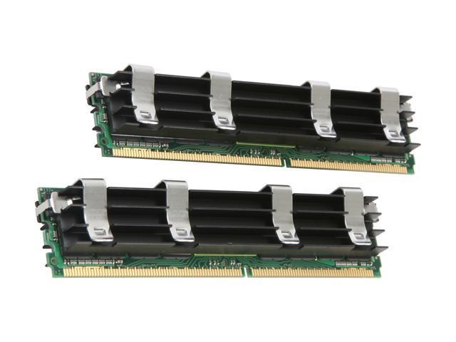 Kingston 8GB (2 x 4GB) DDR2 667 (PC2 5300) Fully Buffered Memory For Apple Model KTA-MP667AK2/8G