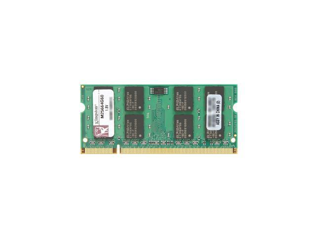 Kingston 2GB 240-Pin DDR2 SDRAM DDR2 800 (PC2 6400) System Specific Memory Model M25664G60