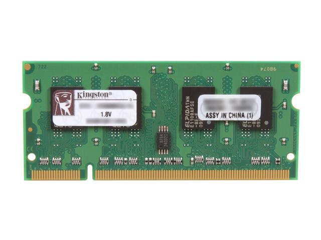 Kingston 1GB 240-Pin DDR2 SDRAM DDR2 800 (PC2 6400) System Specific Memory Model KTH-ZD8000C6/1G