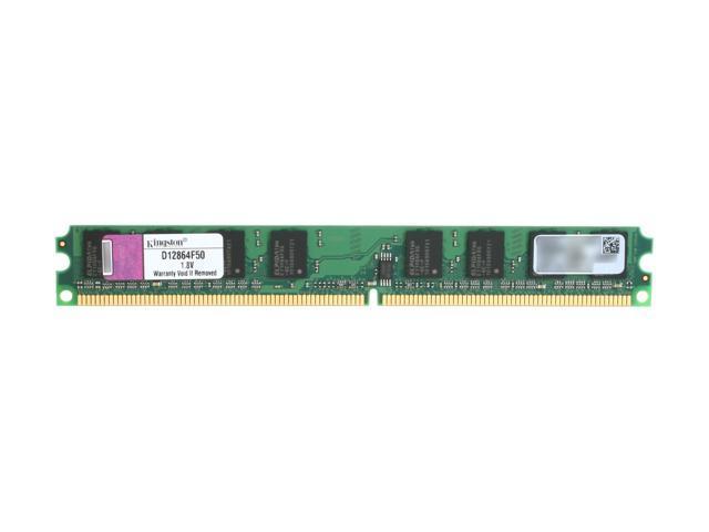 Kingston 1GB 240-Pin DDR2 SDRAM Unbuffered DDR2 667 (PC2 5300) System Specific Memory Model D12864F50