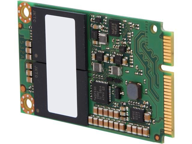 Crucial M550 CT512M550SSD3 mSATA 512GB SATA 6Gbps MLC Internal Solid State Drive (SSD)