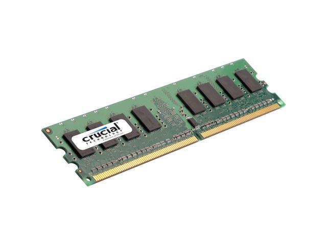Crucial 4GB 240-Pin DDR3 1600 (PC3 12800) Server Memory Model CT51272BD160B