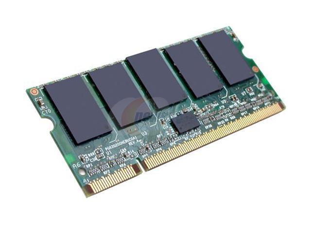 ACP-EP Memory 2GB 204-Pin DDR3 SO-DIMM DDR3 1066 (PC3 8500) Laptop Memory Model AA1066D3S7/2G