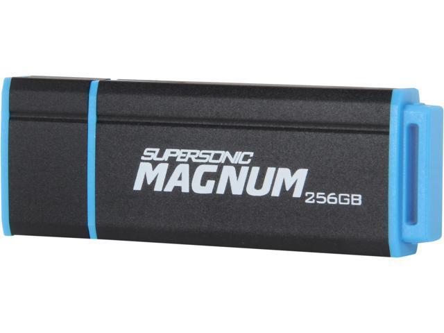 Patriot Supersonic Magnum 256GB USB 3.0 Flash Drive Model PEF256GSMNUSB