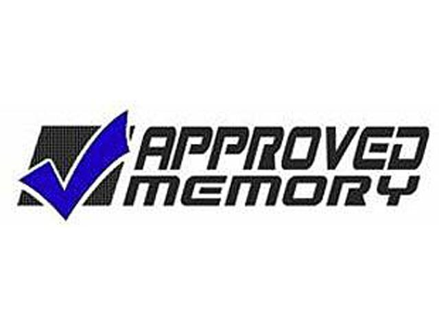 Approved Memory 1GB 184-Pin DDR SDRAM DDR 333 (PC 2700) Desktop Memory Model AA32C12864-PC333-AM