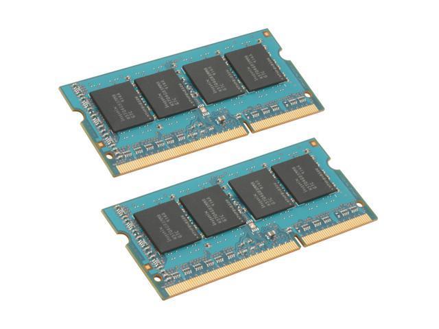 Mushkin Enhanced 8GB (2 x 4GB) DDR3 1066 (PC3 8500) Dual Channel Kit Memory for Apple Model 976644A