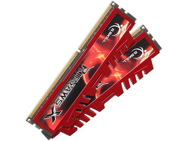 G.SKILL Ripjaws X Series 8GB DDR3 1333 (PC3 10600) Desktop Memory
