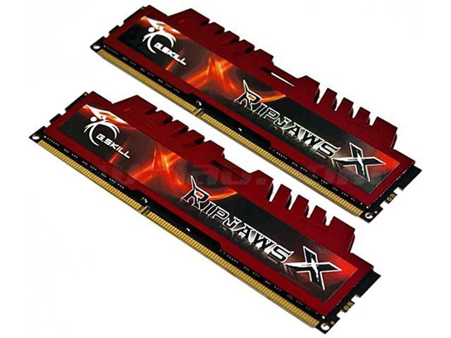 8GB DDR3 1866MHz (2 X 4GB) RipJaws-X