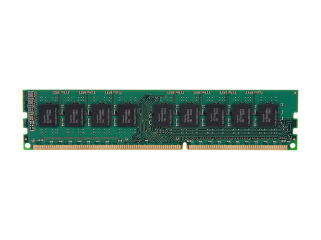 Kingston 8GB 240-Pin DDR3 SDRAM ECC Unbuffered DDR3 1600 Server Memory w/TS Intel Model KVR16E11/8I