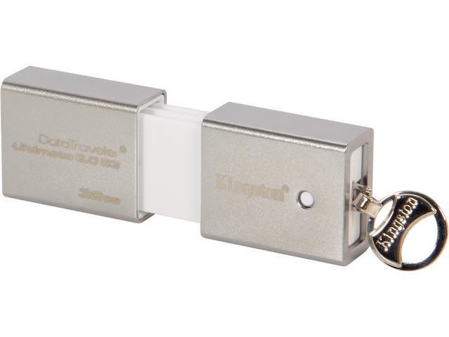 Kingston DataTraveler Ultimate 3.0 Generation 3 (G3) 32GB Flash Drive Model DTU30G3/32GB