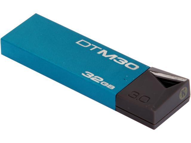 Kingston DataTraveler Mini 3.0 32GB USB 3.0 Flash Drive Model DTM30/32GB