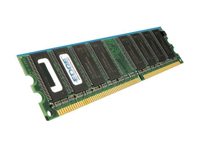 EDGE Tech 1GB 184-Pin DDR SDRAM DDR 400 (PC 3200) Desktop Memory Model PE195069