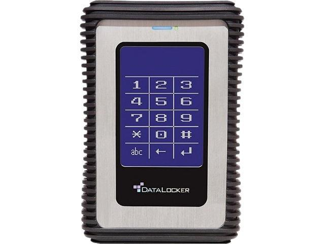 DataLocker 256GB USB 3.0 External Solid State Drive