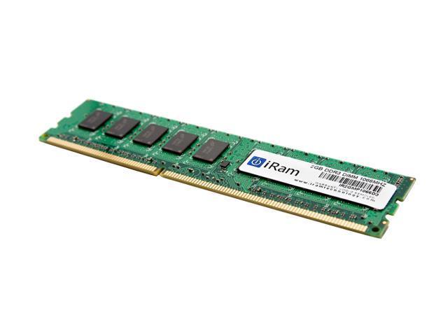 iRam 2GB DDR3 1066 (PC3 8500) ECC Memory For Apple Model IR2GMP1066D3