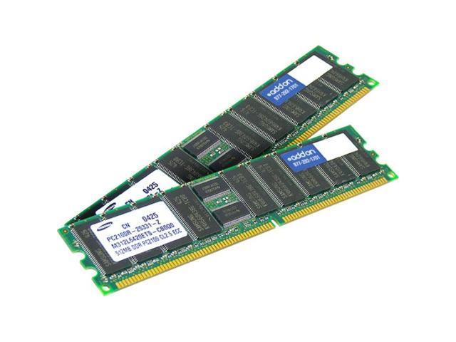 AddOn - Memory Upgrades AM1333D3DRRN9/2G 2GB DDR3 SDRAM Memory Module
