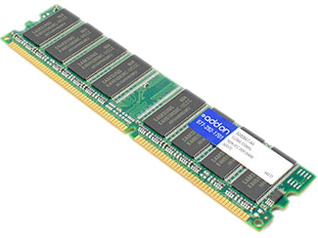 AddOn - Memory Upgrades 512MB 184-Pin DDR SDRAM DDR 333 (PC 2700) Desktop Memory Model 5000667-AA