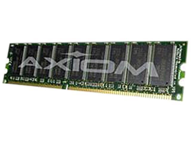 Axiom 1GB 184-Pin DDR SDRAM Unbuffered DDR 400 (PC 3200) System Specific Memory Model AXR400N3Q/1G