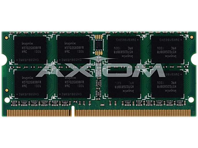 Axiom 2GB 204-Pin DDR3 SO-DIMM DDR3 1066 (PC3 8500) System Specific Memory Model AX27491834/1