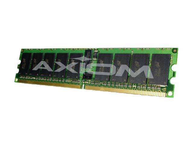 Axiom 4GB 240-Pin DDR3 SDRAM ECC Registered DDR3 1333 (PC3 10600) Dual Rank IBM System Specific Memory Model 44T1483-AX