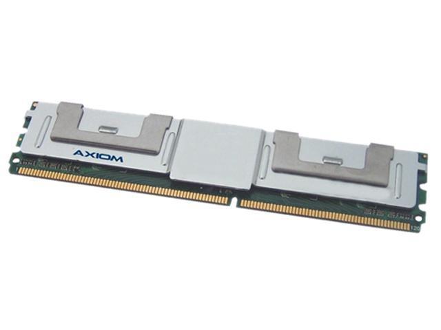 Axiom 8GB (2 x 4GB) 240-Pin DDR2 FB-DIMM Fully Buffered DDR2 667 (PC2 5300) Apple / Dell / HP-Compaq / IBM / Sun System Specific ...