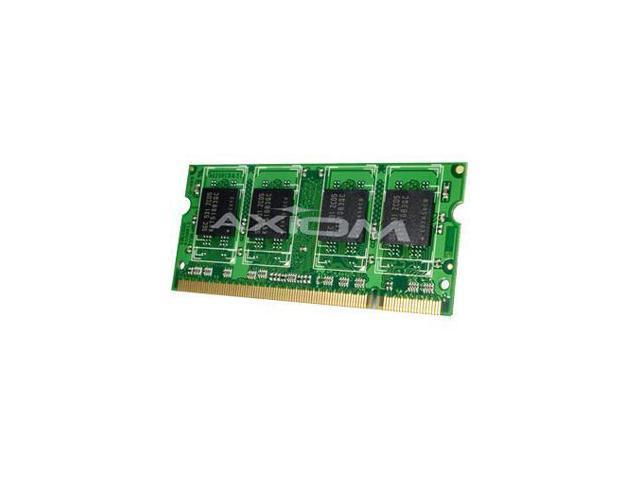 Axiom 4GB 204-Pin DDR3 SO-DIMM DDR3 1066 (PC3 8500) Laptop Memory Model AX31066S7Y/4G