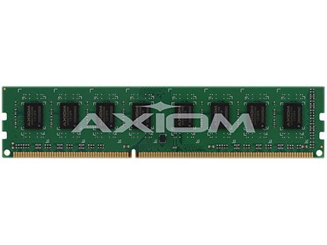 Axiom 4GB 240-Pin DDR3 SDRAM ECC Unbuffered DDR3 1066 (PC3 8500) Memory Model MB982G/A-AX