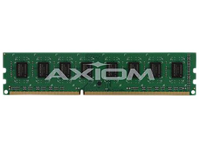 Axiom 2GB 240-Pin DDR2 SDRAM DDR3 1333 (PC3 10600) Memory Model AX31333N9S/2G