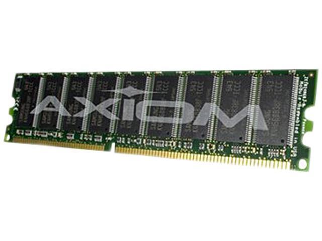 Axiom 1GB 184-Pin DDR SDRAM DDR 400 (PC 3200) Desktop Memory Model F2847-L114-AX