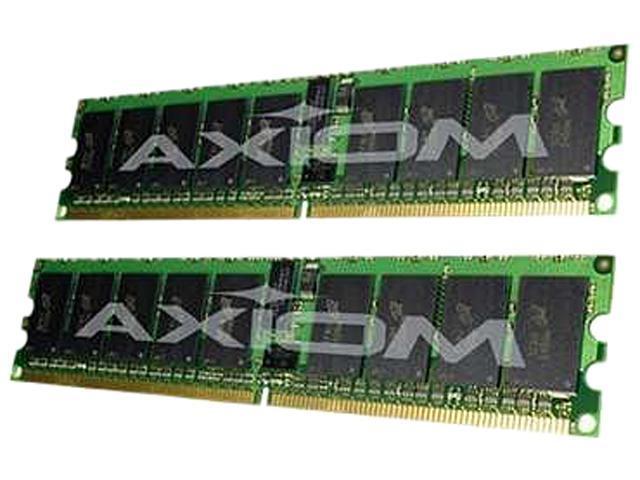 Axiom 8GB 240-Pin DDR3 SDRAM ECC Registered DDR2 667 (PC2 5300) Server Memory IBM Supported Model X4262A-AX