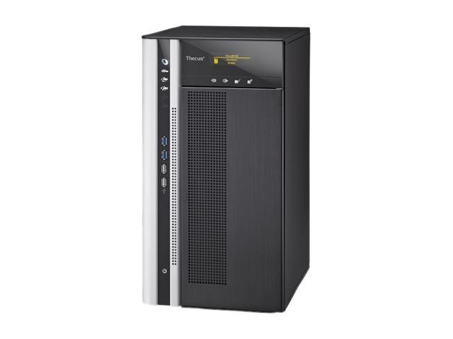 Thecus N10850 Diskless System NAS Server | Enterprise - Tower