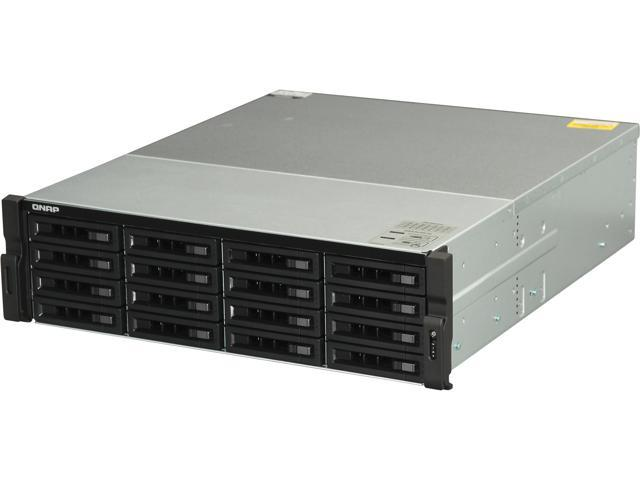 QNAP TS-1679U-RP-US Diskless System Ultra-high Performance 16-bay NAS Server for High-end SMBs
