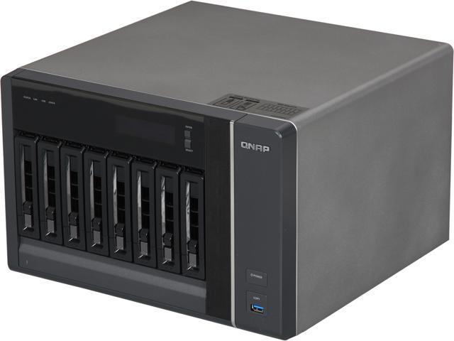 QNAP TS-EC880-PRO-US Network Storage