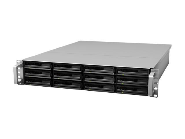 Synology RackStation RX1213sas Diskless System Network Storage