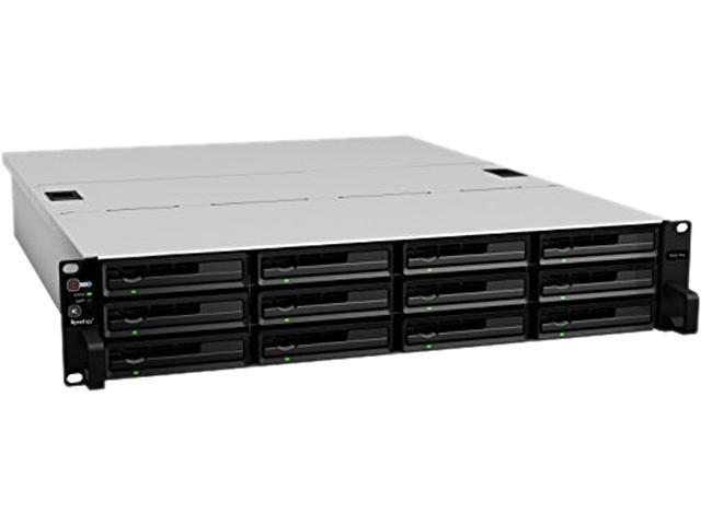 Synology RackStation RS3614xs Diskless System Network Storage