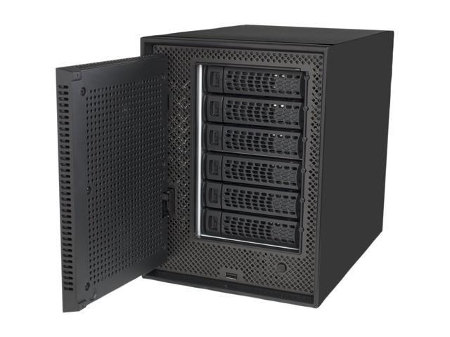 NETGEAR ReadyNAS 316 (RN31600-100NAS) Diskless System Network Storage